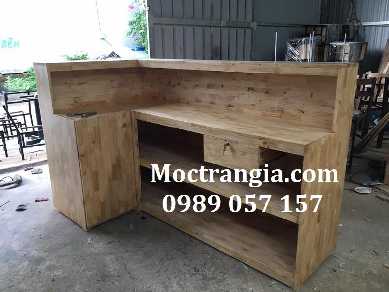 Quầy Bar Cafe Giá Rẻ 140GT