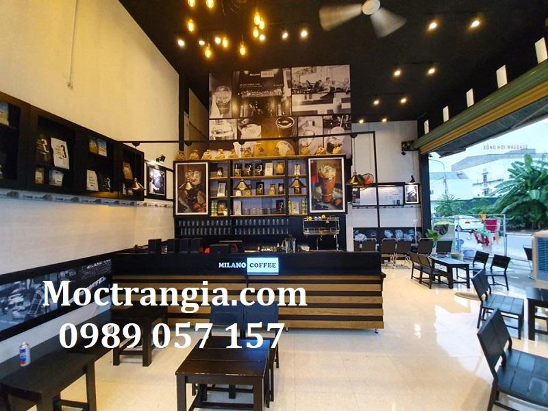 Quầy Bar Cafe Giá Rẻ 148GT