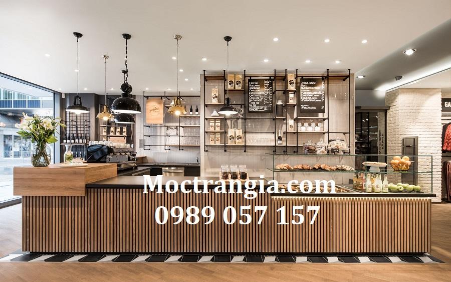 Quầy Bar Cafe Giá Rẻ 151GT