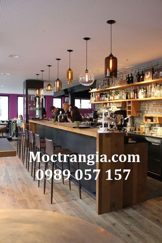 Quầy Bar Cafe Giá Rẻ 152GT