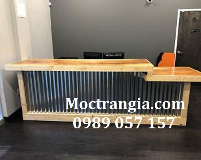 Quầy Bar Cafe Giá Rẻ 156GT