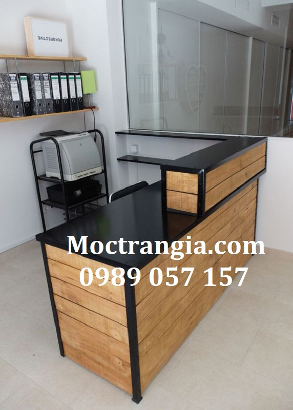 Quầy Bar Cafe Giá Rẻ 159GT