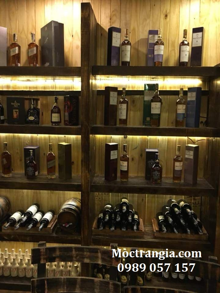 Thi Công Hầm Rượu Đẹp 138GT