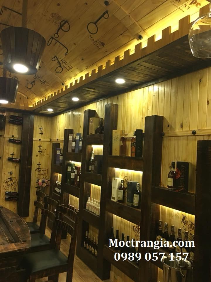 Thi Công Hầm Rượu Đẹp 142GT