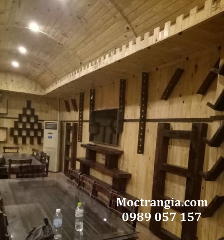 Thi Công Hầm Rượu Đẹp 147GT