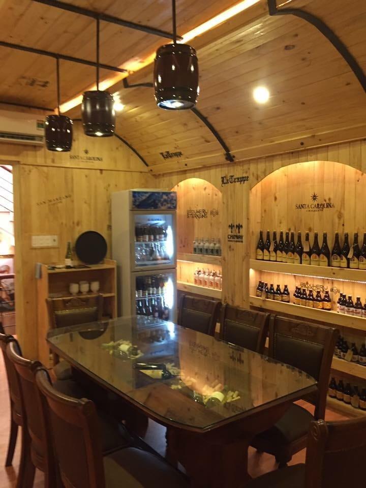 Thi Công Hầm Rượu Đẹp 148GT