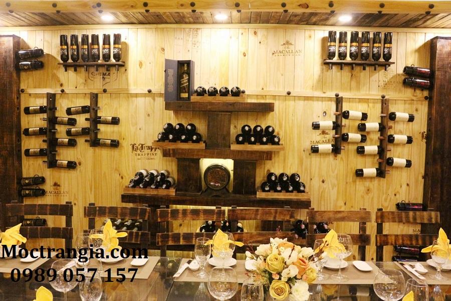 Thi Công Hầm Rượu Đẹp 151GT