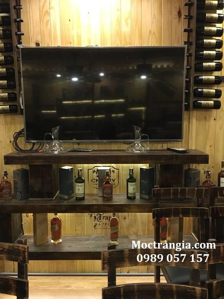 Thi Công Hầm Rượu Đẹp 154GT