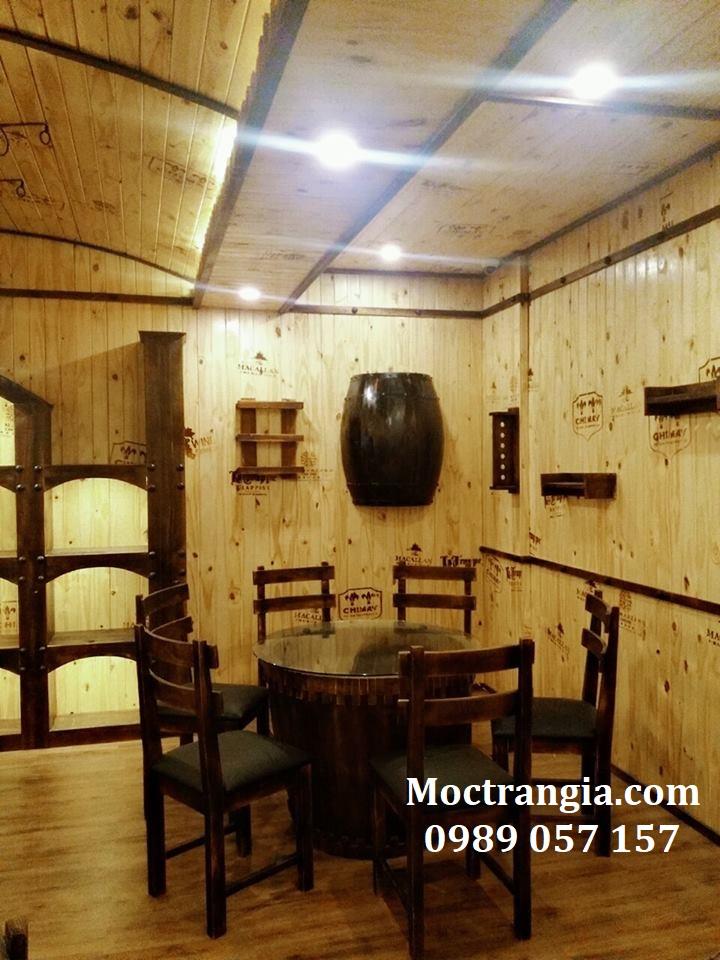Bàn Ghế Hầm Rượu Đẹp_Moctrangia.com