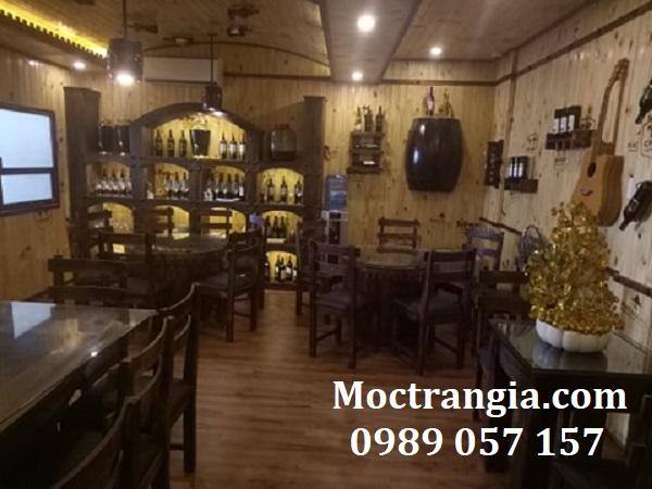 Thi Công Hầm Rượu Đẹp 175GT