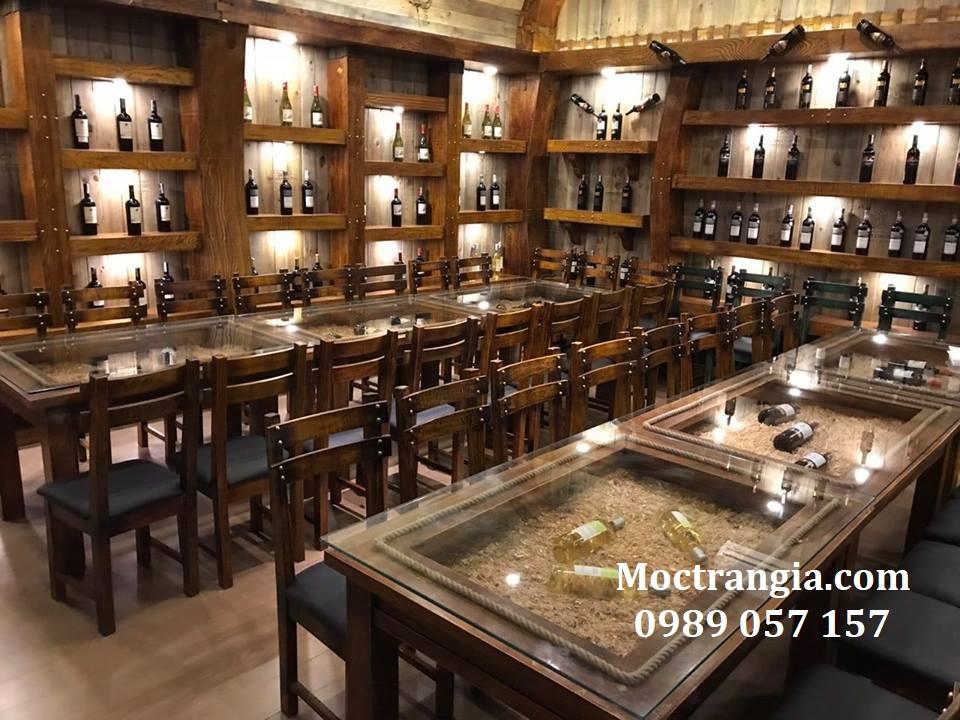 Thi Công Hầm Rượu Đẹp 189GT