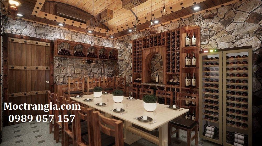Thi Công Hầm Rượu Đà Lạt 197GT