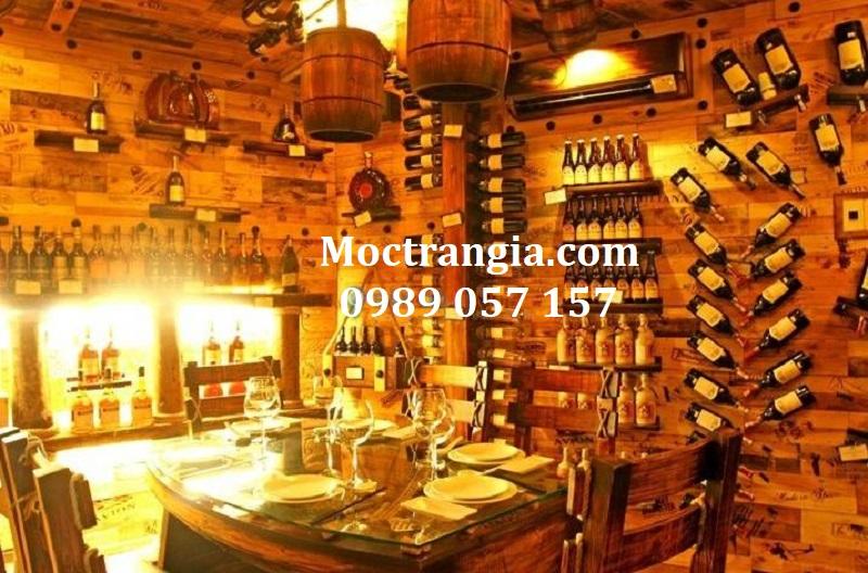 Thi Công Hầm Rượu Đẹp 208GT