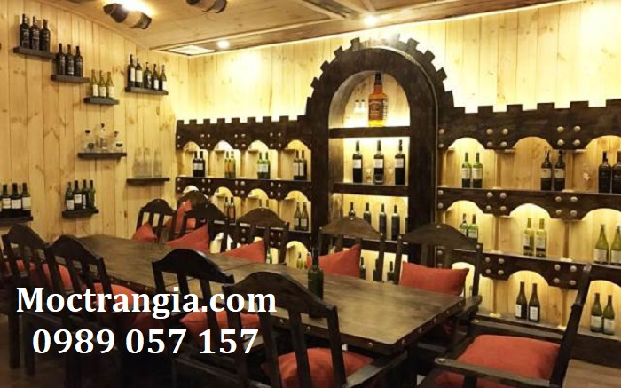 Thi Công Hầm Rượu Đẹp 209GT
