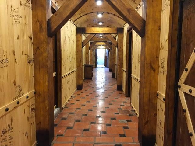 Thi Công Hầm Rượu Đẹp 227GT