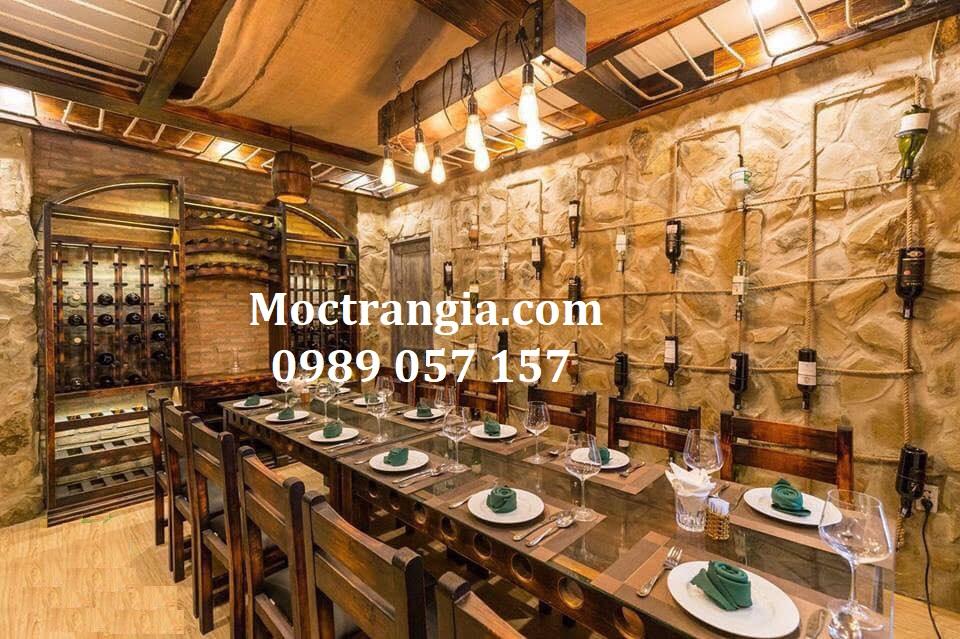 Thi Công Hầm Rượu Đẹp 239GT
