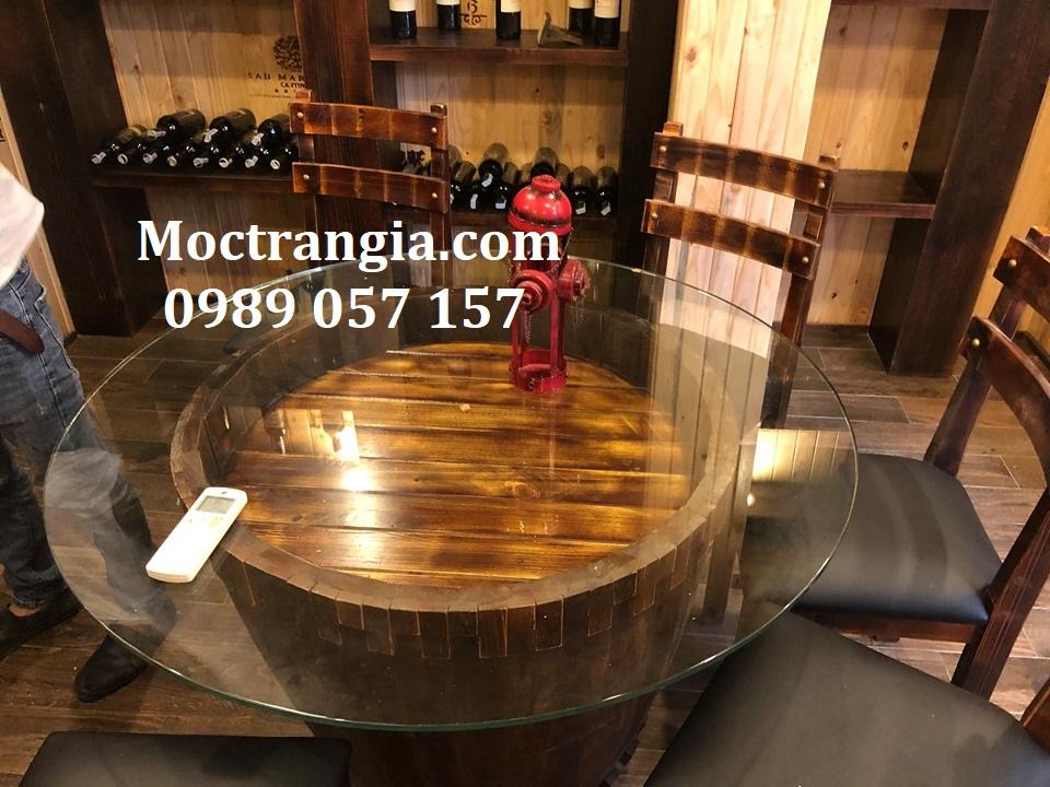 Thi Công Hầm Rượu Đẹp 252GT