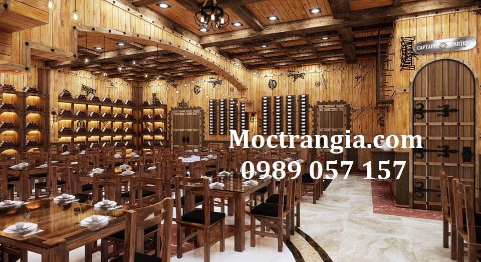 Thi Công Hầm Rượu Đẹp 273GT