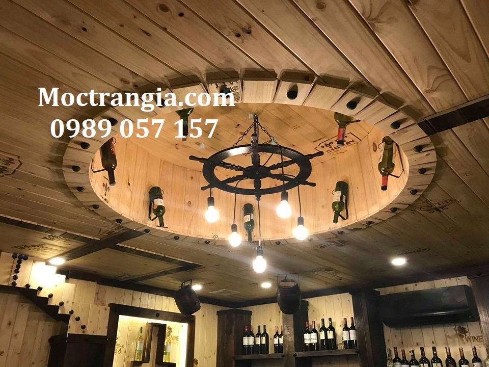 Thi Công Hầm Rượu Đẹp 280GT