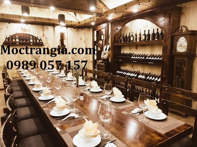 Thi Công Hầm Rượu Đẹp 324GT