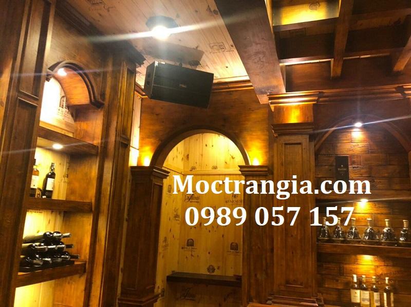 Thi Công Hầm Rượu Đẹp 519GT