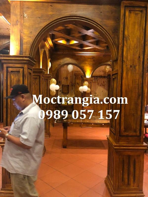 Thi Công Hầm Rượu Đẹp 520GT