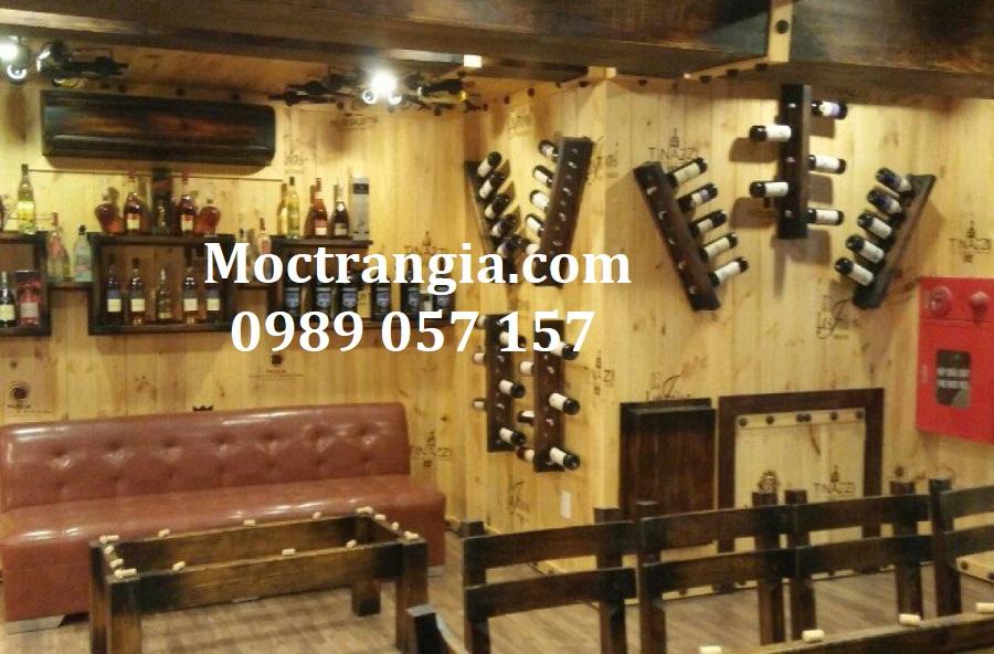 Thi Công Hầm Rượu Đẹp 563GT