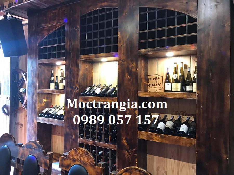 Thi Công Hầm Rượu Đẹp 571GT