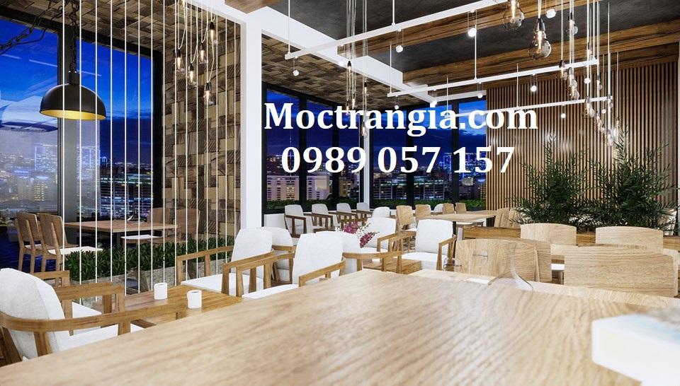 Thiết Kế Thi Công Quán Cafe Trọn Gói 012GT