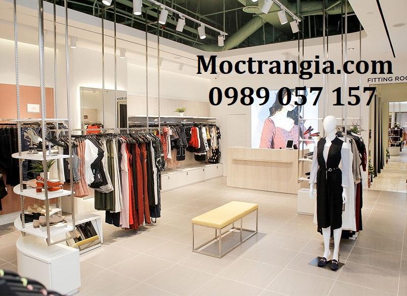 Thiết Kế Thi Công Shop Quần Áo 008GT