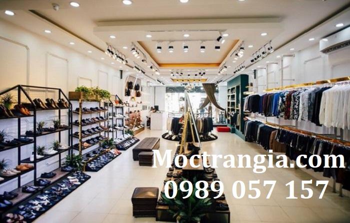 Thiết Kế Thi Công Shop Quần Áo 009GT