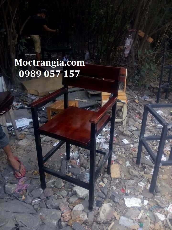 Bàn Ghế Quán Cafe 012GT