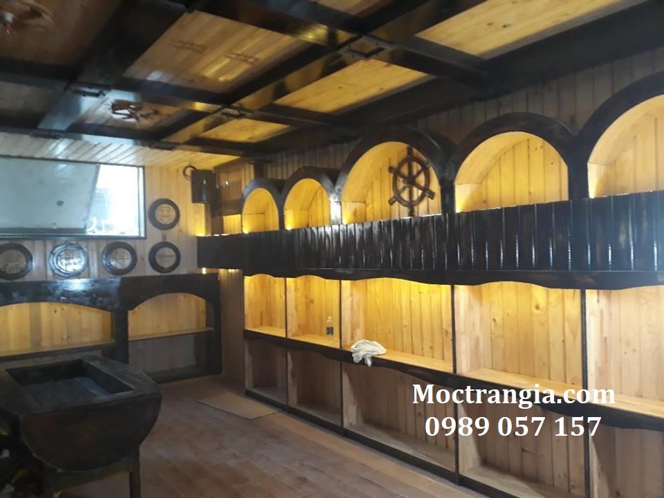 Thi Công Hầm Rượu Đẹp 092GT