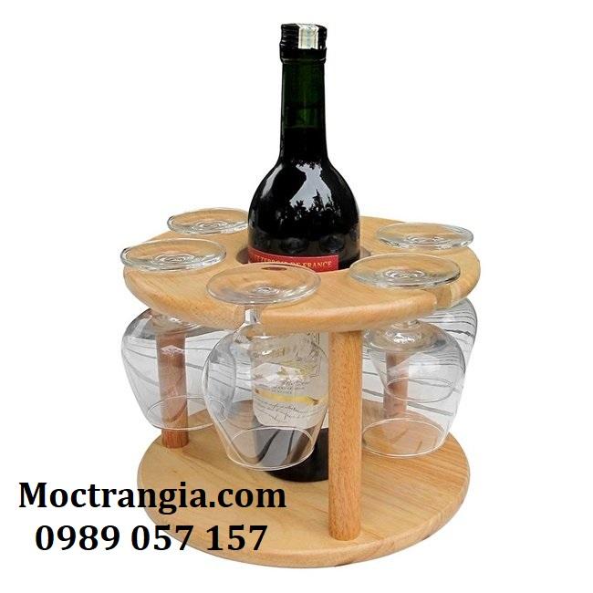 Kệ Rượu Đẹp 006GT