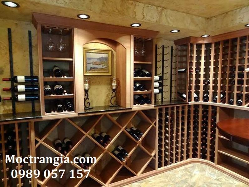 Kệ Rượu Đẹp 039GT