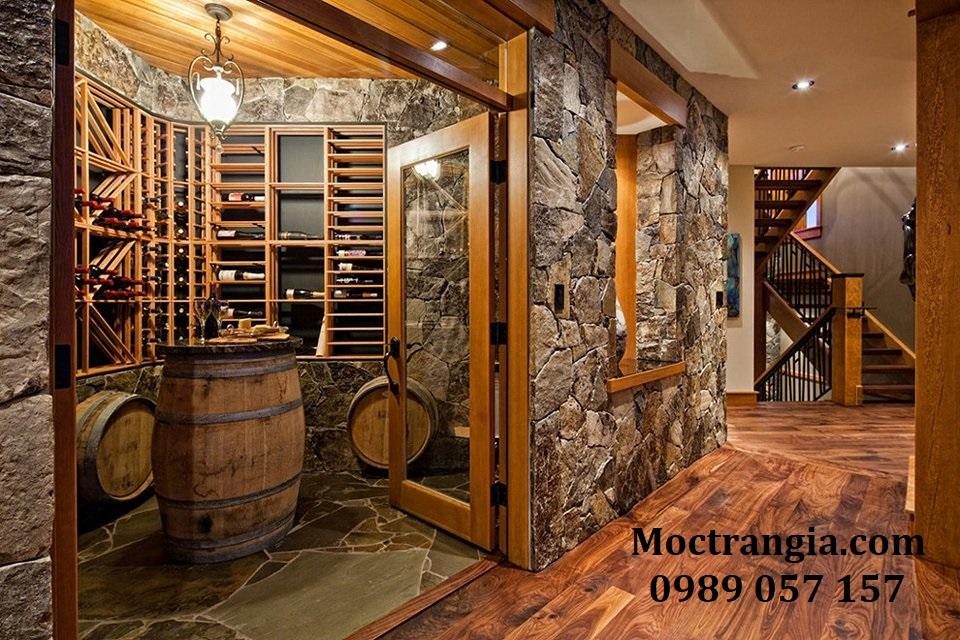 Thi Công Hầm Rượu Gia Đình Đẹp 090GT