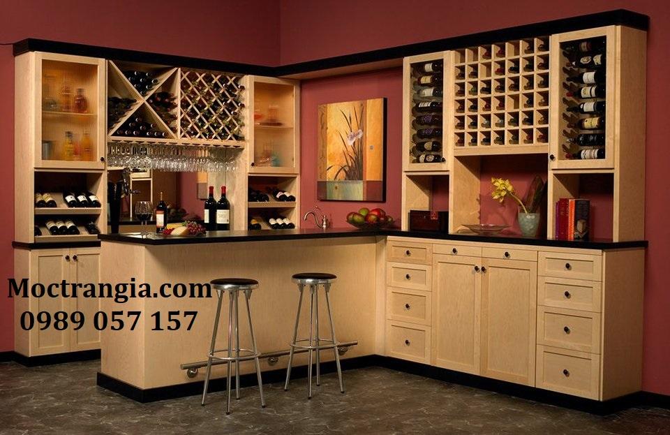 Thi Công Hầm Rượu Gia Đình Đẹp 089GT