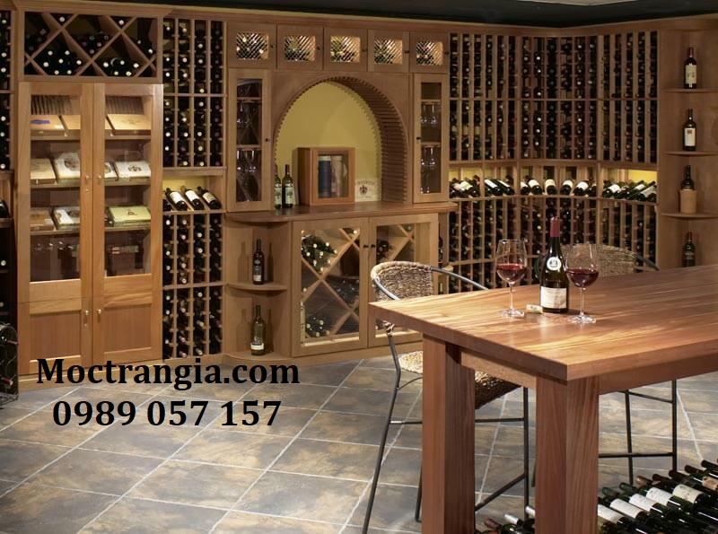 Kệ Rượu Đẹp 036GT