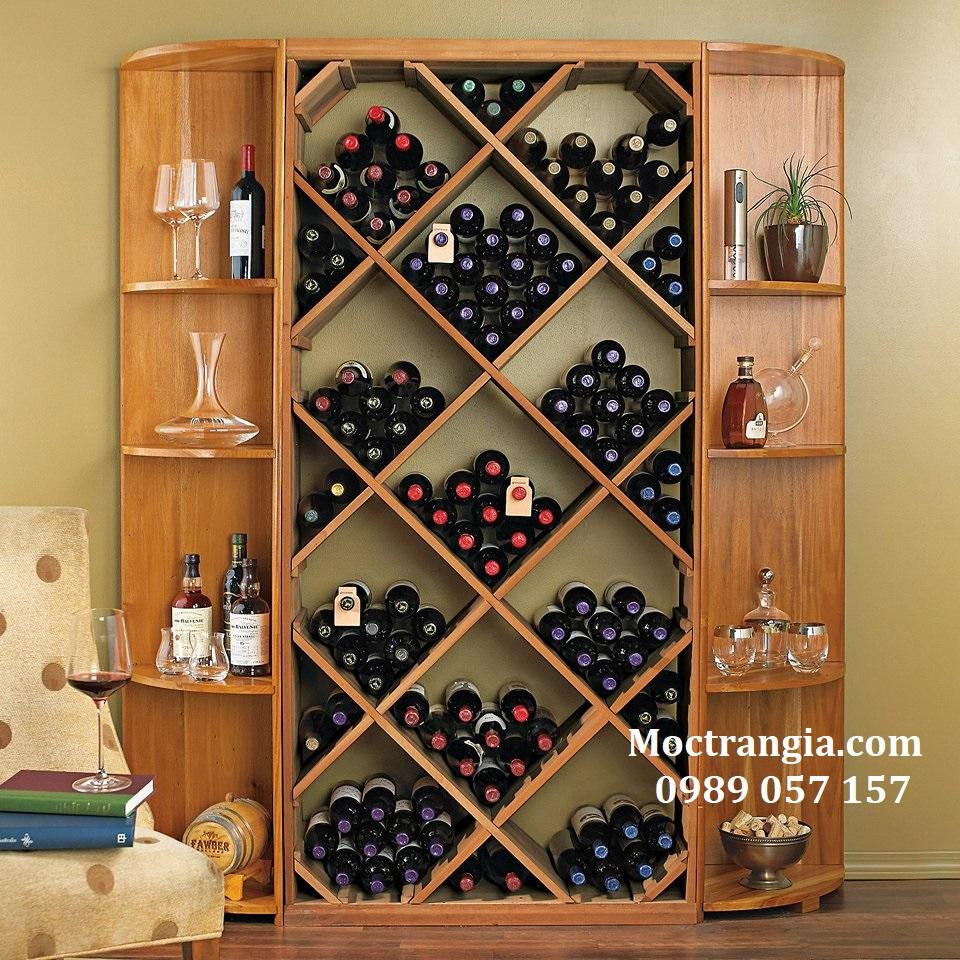 Kệ Rượu Đẹp 005GT