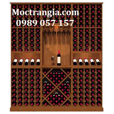 Kệ Rượu Đẹp 025GT