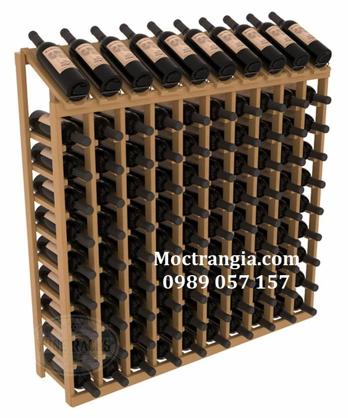Kệ Rượu Đẹp 027GT