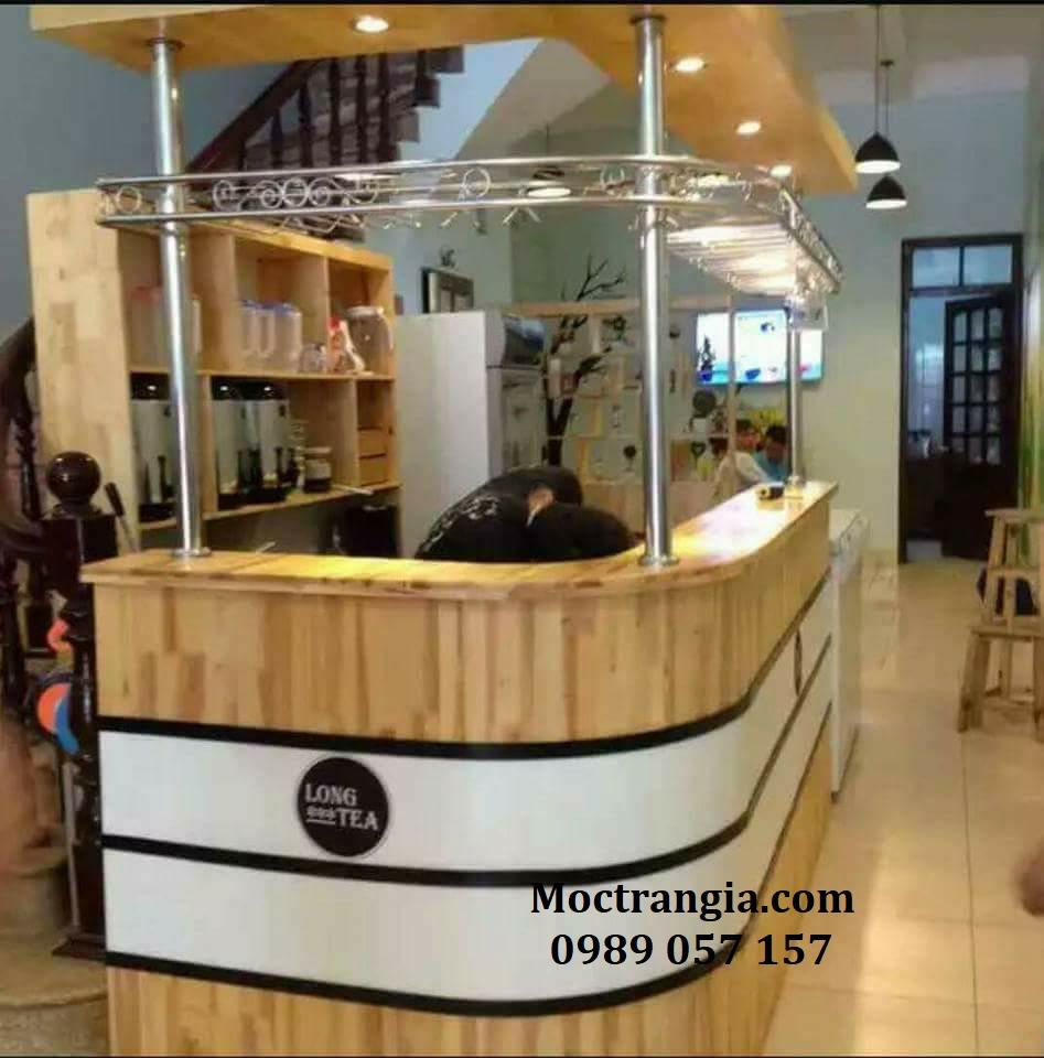 Quầy Bar Cafe Giá Rẻ 022GT