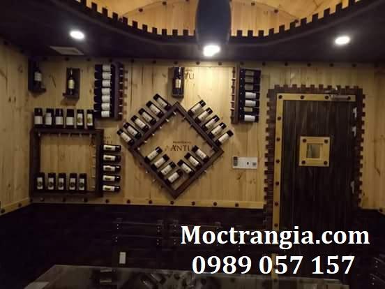 Thi Công Hầm Rượu Đẹp 094GT