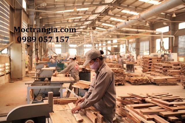 Ngành chế biến gỗ trước thách thức hội nhập_Moctrangia